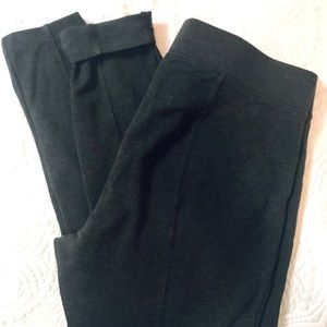 Old Navy dark grey Work Leggings